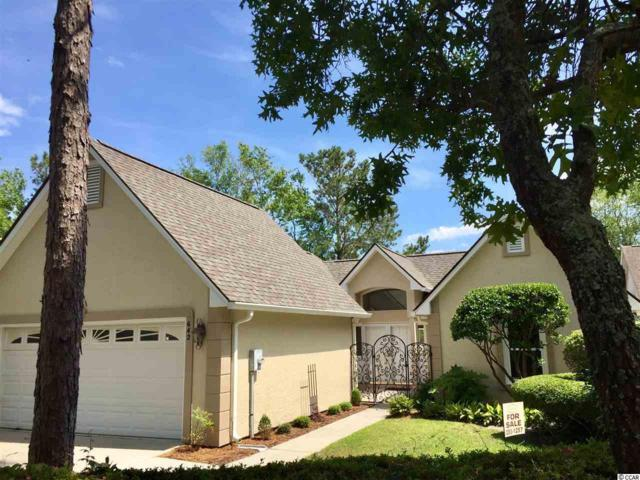 642 Providence Dr., Myrtle Beach, SC 29572 (MLS #1906260) :: The Litchfield Company