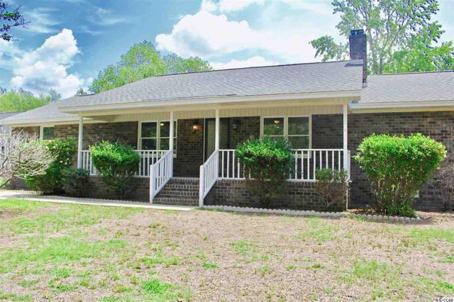 3583 Steamer Trace Dr., Conway, SC 29527 (MLS #1907460) :: The Litchfield Company