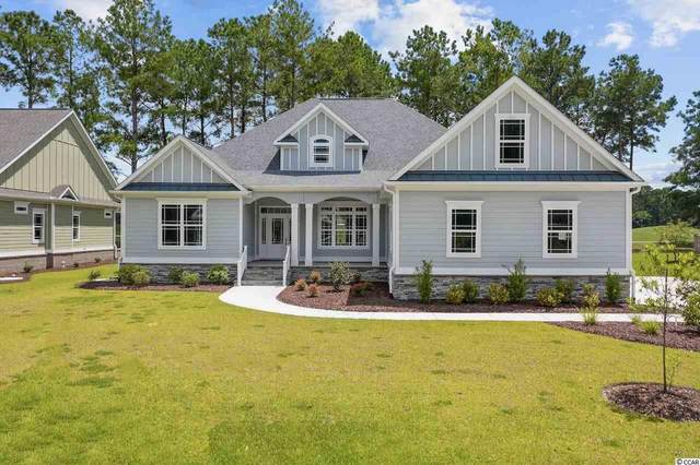 598 Crow Creek Dr., Calabash, NC 28467 (MLS #1908810) :: Hawkeye Realty