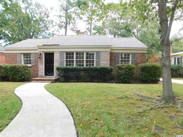 1166 Palmetto St., Georgetown, SC 29440 (MLS #1909514) :: The Hoffman Group