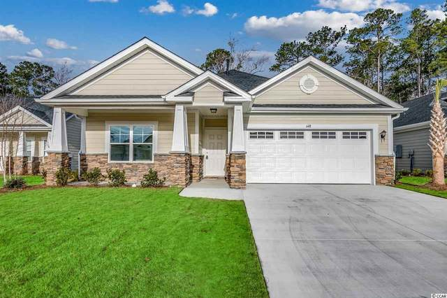 648 Elmwood Circle, Murrells Inlet, SC 29576 (MLS #1911784) :: The Greg Sisson Team with RE/MAX First Choice