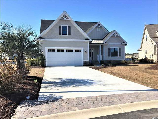 1017 Planters Pl., Myrtle Beach, SC 29579 (MLS #1921603) :: Berkshire Hathaway HomeServices Myrtle Beach Real Estate