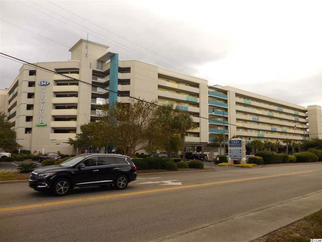 2100 Sea Mountain Hwy. #124, North Myrtle Beach, SC 29582 (MLS #1923398) :: The Trembley Group | Keller Williams