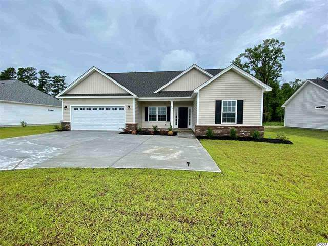 2111 Kara Dr., Conway, SC 29527 (MLS #2001009) :: The Litchfield Company