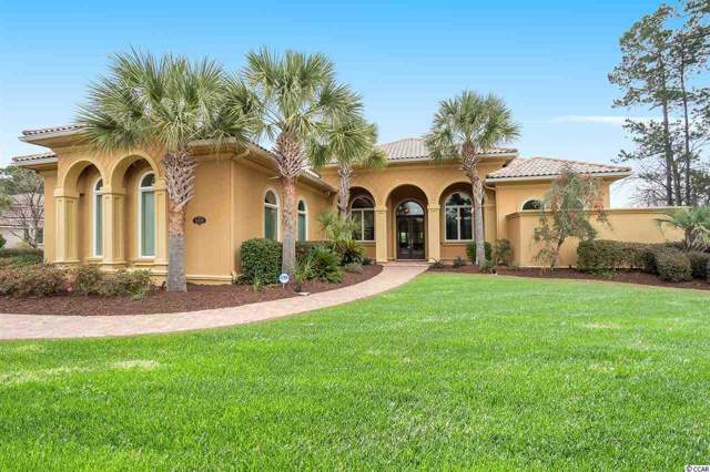 8450 Fiano Ct., Myrtle Beach, SC 29579 (MLS #2001107) :: Garden City Realty, Inc.