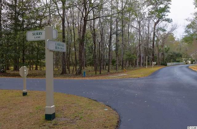 4852 Surry Ln., Murrells Inlet, SC 29576 (MLS #2002931) :: Right Find Homes