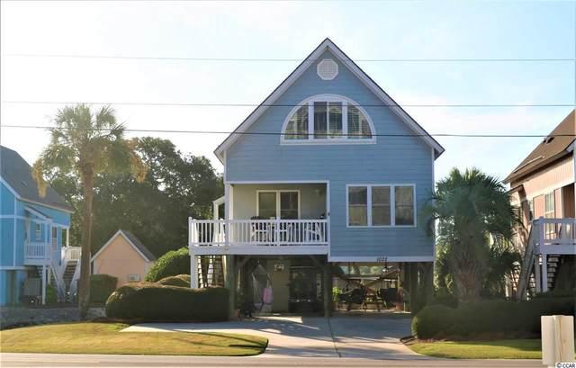 1022 Ocean Blvd. N, Surfside Beach, SC 29575 (MLS #2016353) :: Sloan Realty Group