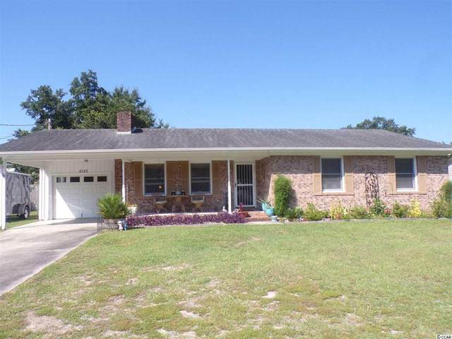 4148 Pine Dr., Little River, SC 29566 (MLS #2016668) :: Jerry Pinkas Real Estate Experts, Inc