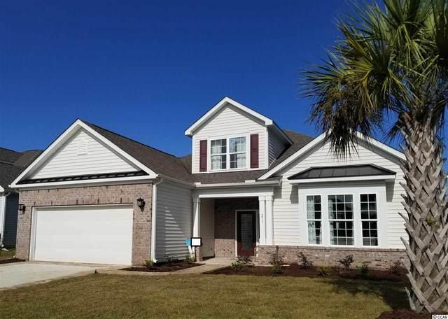 233 Terra Vista Dr., Myrtle Beach, SC 29588 (MLS #2020631) :: Duncan Group Properties