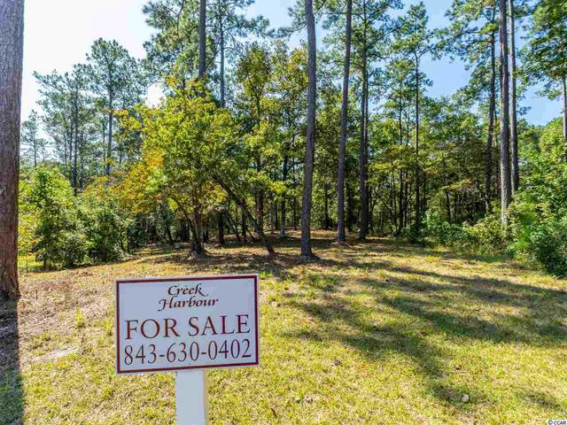 1012 Fishermans Ct., Murrells Inlet, SC 29576 (MLS #2020845) :: Grand Strand Homes & Land Realty
