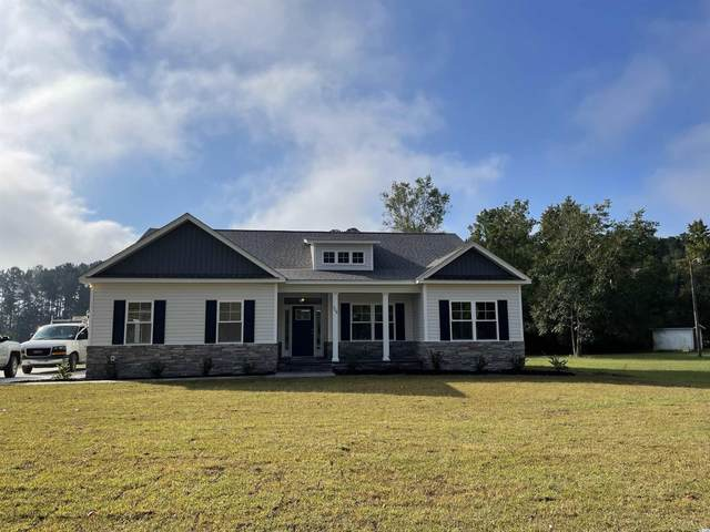 308 Four Mile Rd., Conway, SC 29526 (MLS #2024403) :: Duncan Group Properties