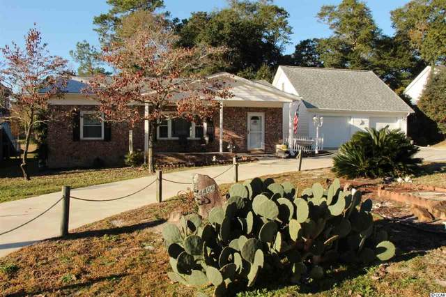 4406 Lakeside Dr., Little River, SC 29566 (MLS #2024528) :: Duncan Group Properties