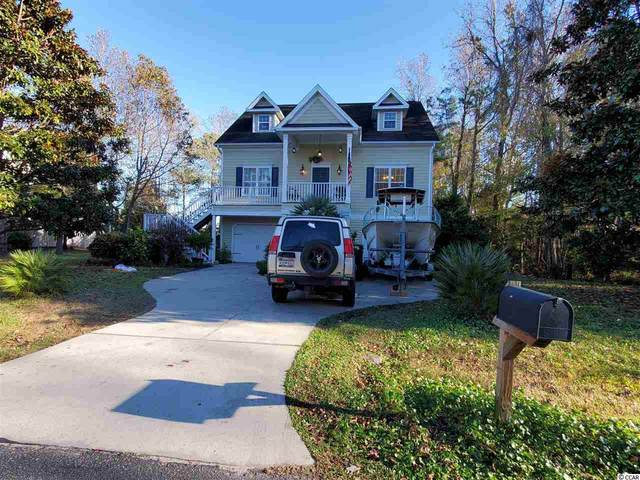 56 Marsh Point Dr., Pawleys Island, SC 29585 (MLS #2025052) :: Right Find Homes