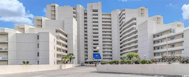 101 Ocean Creek Dr. Pp4, Myrtle Beach, SC 29572 (MLS #2100619) :: Armand R Roux | Real Estate Buy The Coast LLC