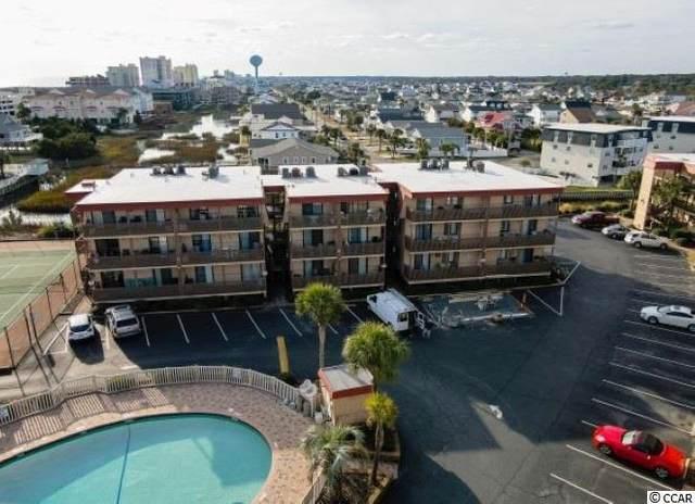 6309 N Ocean Blvd. 10F, North Myrtle Beach, SC 29582 (MLS #2101806) :: Hawkeye Realty