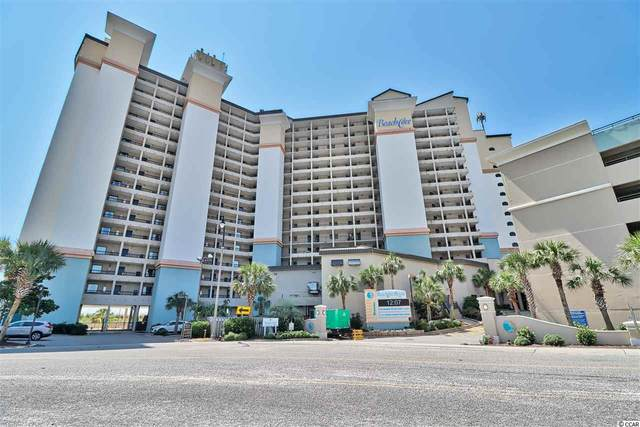 4800 S Ocean Blvd. #1416, North Myrtle Beach, SC 29582 (MLS #2103409) :: The Hoffman Group