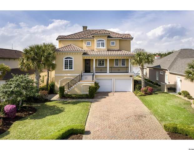 7008 Turtle Cove Dr., Myrtle Beach, SC 29579 (MLS #2106450) :: Surfside Realty Company