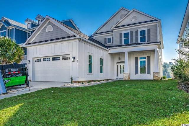 421 Harbour View Dr., Myrtle Beach, SC 29579 (MLS #2117748) :: James W. Smith Real Estate Co.