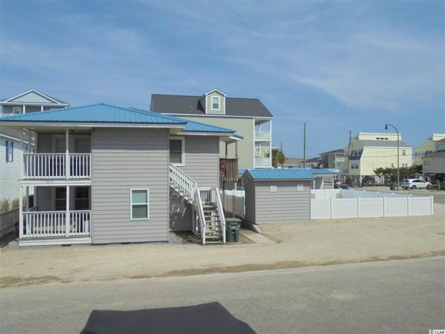 2703 N Ocean Boulevard, North Myrtle Beach, SC 29582 (MLS #1706674) :: Silver Coast Realty