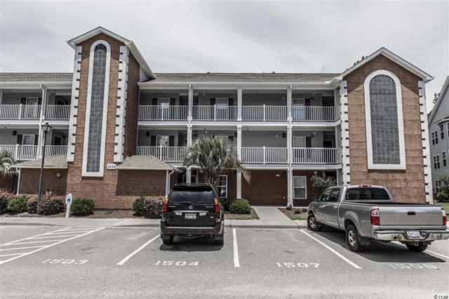 4846 Meadowsweet Drive #1504, Myrtle Beach, SC 29579 (MLS #1707915) :: SC Beach Real Estate