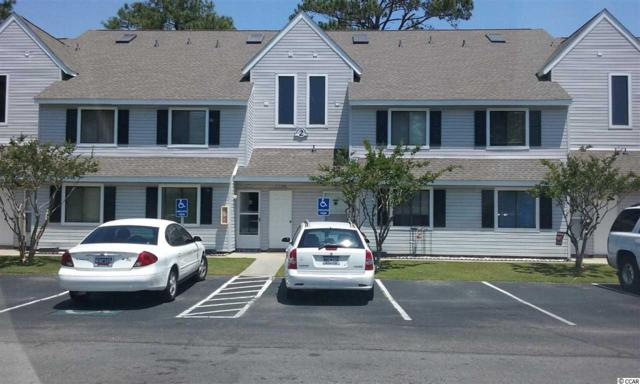 Unit 2 I Fairway Village 2 I, Myrtle Beach, SC 29588 (MLS #1710542) :: Myrtle Beach Rental Connections