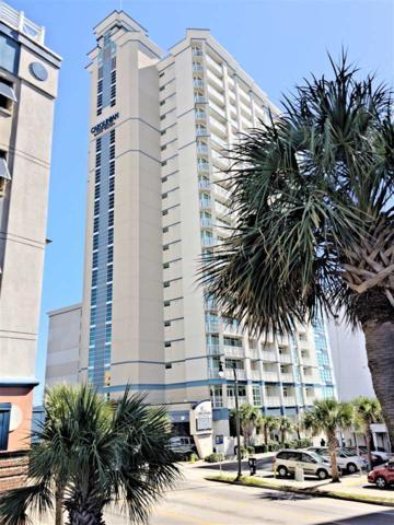 2504 N Ocean Blvd #2130, Myrtle Beach, SC 29577 (MLS #1801234) :: Trading Spaces Realty