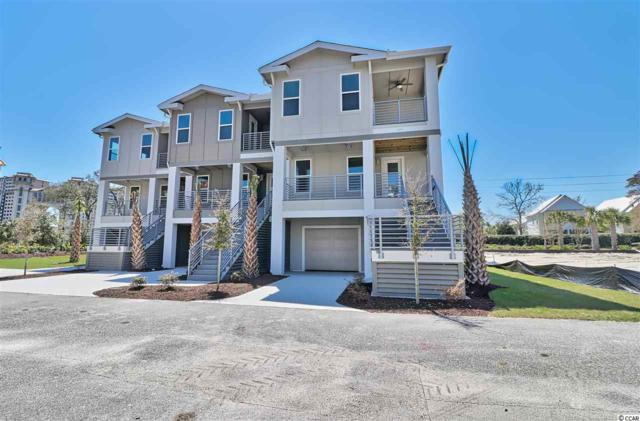 600 48th Ave. S #401, North Myrtle Beach, SC 29582 (MLS #1801270) :: The Lachicotte Company