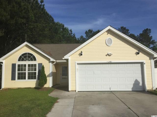 298 Junco Circle, Longs, SC 29568 (MLS #1803966) :: Myrtle Beach Rental Connections