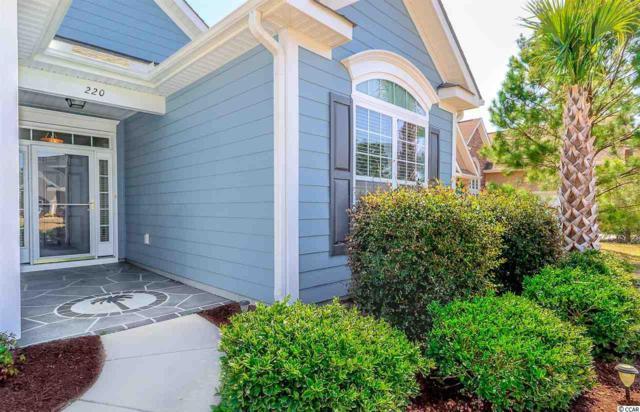 220 Deep Blue Drive, Myrtle Beach, SC 29579 (MLS #1805885) :: Myrtle Beach Rental Connections