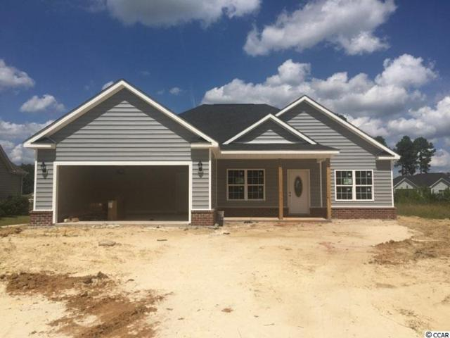 119 Silver Peak Drive, Conway, SC 29526 (MLS #1811721) :: Myrtle Beach Rental Connections