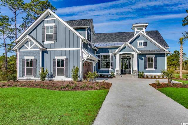 6017 Sandy Miles Way, Myrtle Beach, SC 29577 (MLS #1815305) :: The Litchfield Company