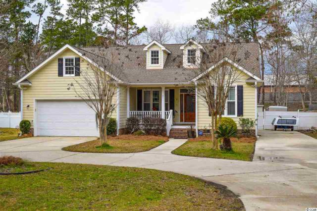 51 Heron Way, Pawleys Island, SC 29585 (MLS #1824355) :: The Greg Sisson Team with RE/MAX First Choice