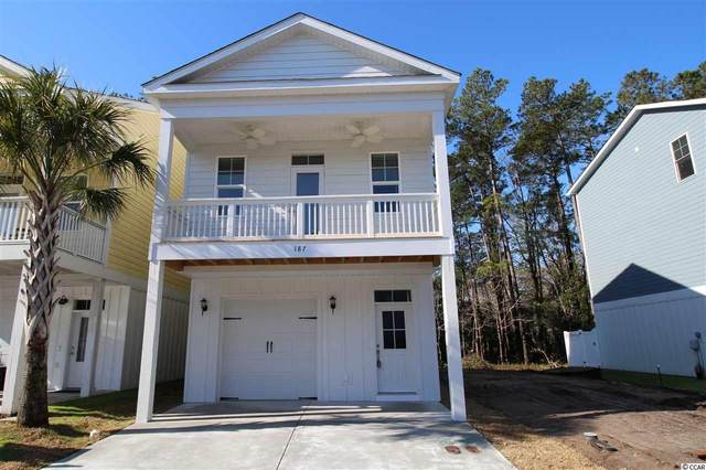 187 Jamestowne Landing Rd., Garden City Beach, SC 29576 (MLS #1900248) :: The Hoffman Group