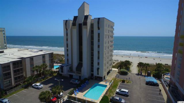 2609 S Ocean Blvd. #704, North Myrtle Beach, SC 29582 (MLS #1900413) :: The Hoffman Group