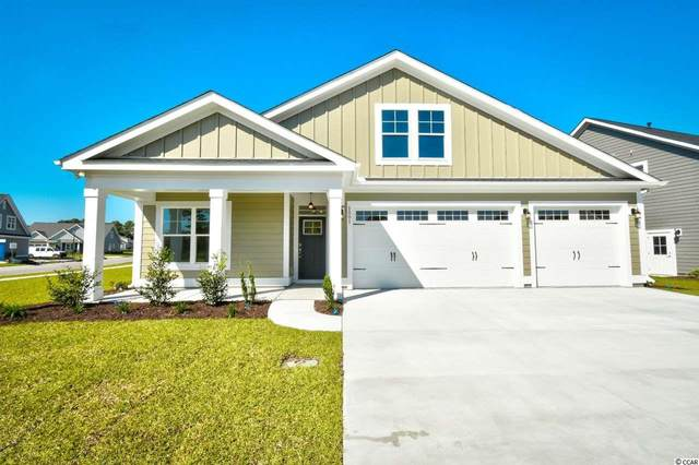 1001 Bonnet Dr., North Myrtle Beach, SC 29582 (MLS #1924438) :: The Hoffman Group