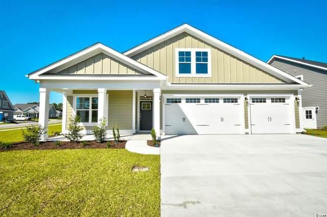 1001 Bonnet Dr., North Myrtle Beach, SC 29582 (MLS #1924438) :: James W. Smith Real Estate Co.