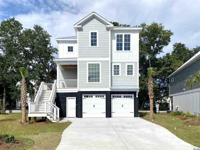 100 Summer Wind Loop, Murrells Inlet, SC 29576 (MLS #2011217) :: The Lachicotte Company
