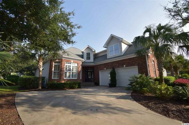 602 Sea Vista Ln., North Myrtle Beach, SC 29582 (MLS #2012967) :: The Lachicotte Company