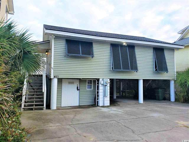 413 S Seaside Dr., Surfside Beach, SC 29575 (MLS #2018058) :: The Litchfield Company