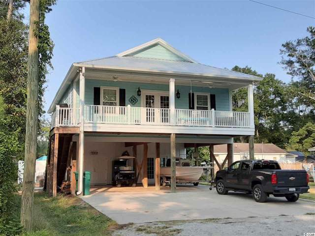 338 Oak Ave., Garden City Beach, SC 29576 (MLS #2021134) :: Jerry Pinkas Real Estate Experts, Inc