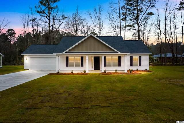 1279 Scenic Dr., Loris, SC 29569 (MLS #2023878) :: The Litchfield Company