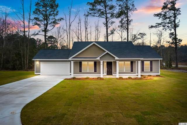 1283 Scenic Dr., Loris, SC 29569 (MLS #2023880) :: The Litchfield Company
