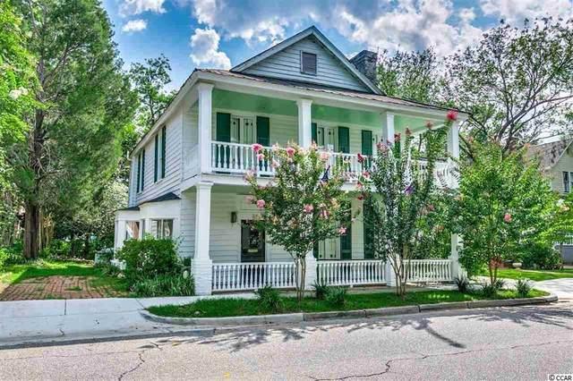 719 Prince St., Georgetown, SC 29440 (MLS #2107668) :: Duncan Group Properties