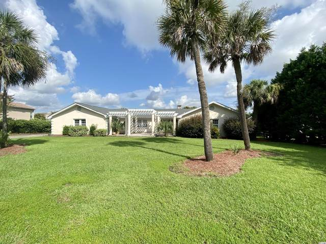 3850 Hobcaw Dr., Myrtle Beach, SC 29577 (MLS #2119104) :: James W. Smith Real Estate Co.