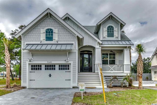 5349 Ocean Village Dr., Myrtle Beach, SC 29577 (MLS #1712800) :: The Litchfield Company