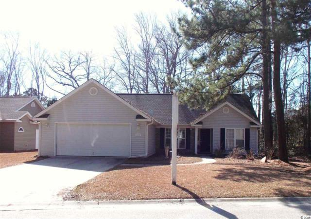 104 Collins Glenn Drive, Murrells Inlet, SC 29576 (MLS #1801689) :: The Litchfield Company