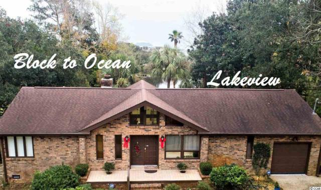 4805 Yaupon Circle, Myrtle Beach, SC 29575 (MLS #1807724) :: Garden City Realty, Inc.