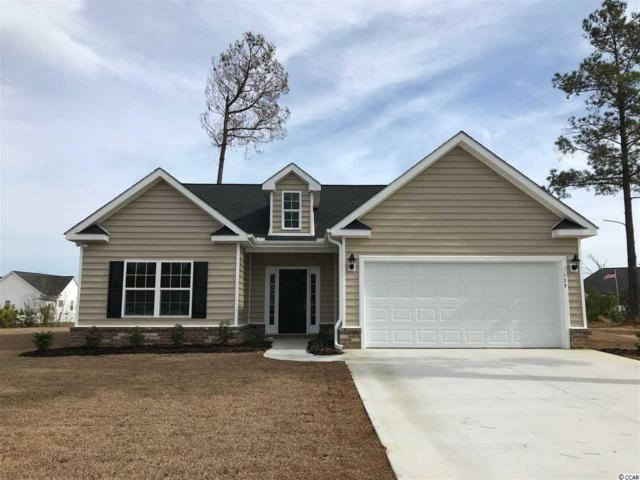 123 Silver Peak Dr., Conway, SC 29526 (MLS #1811718) :: Myrtle Beach Rental Connections