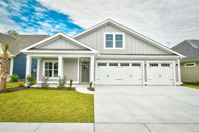 1109 Captain Hooks Way, North Myrtle Beach, SC 29582 (MLS #1924436) :: The Litchfield Company