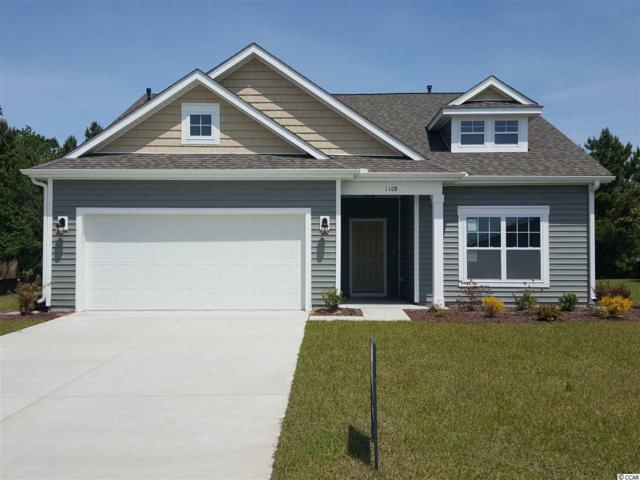 1108 Dalmore Ct. Lot 158 Ph 3 - , Conway, SC 29526 (MLS #1611228) :: Myrtle Beach Rental Connections